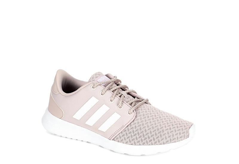 adidas cloudfoam qt racer dusty pink