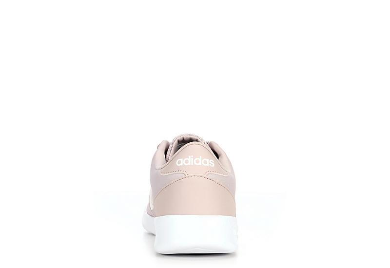 ADIDAS Womens Qt Racer Sneaker - PALE PINK