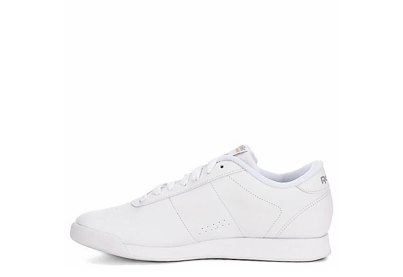 REEBOK Womens Princess Sneaker - WHITE