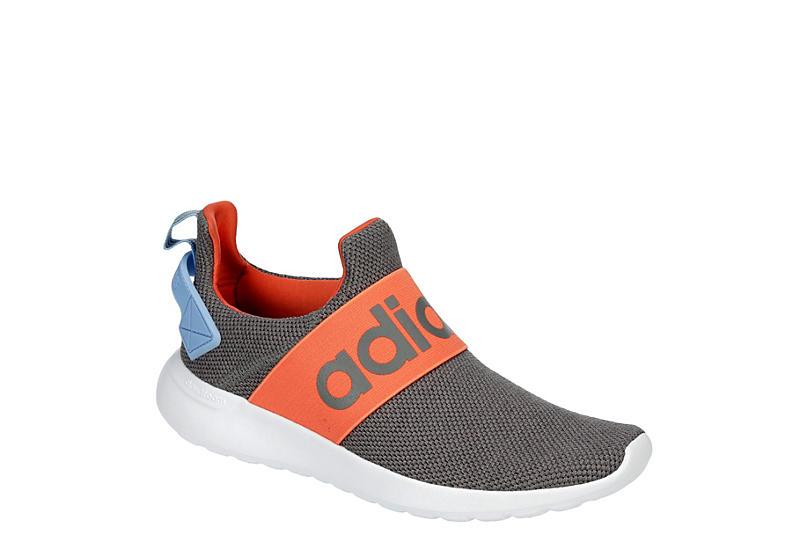 ADIDAS Womens Lite Racer Adapt Sneaker - GREY