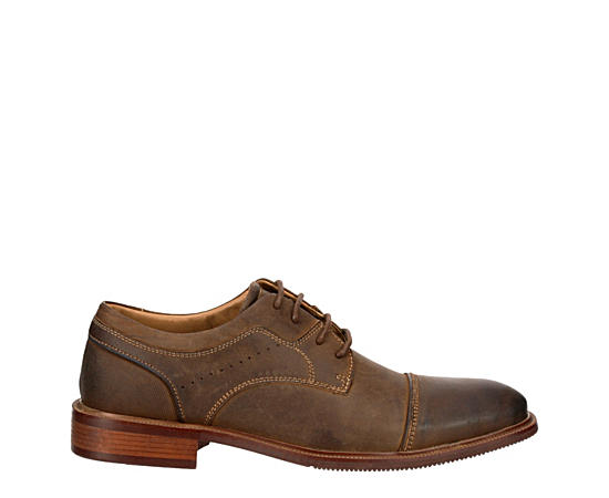 Mens Kanton Cap Toe Oxford