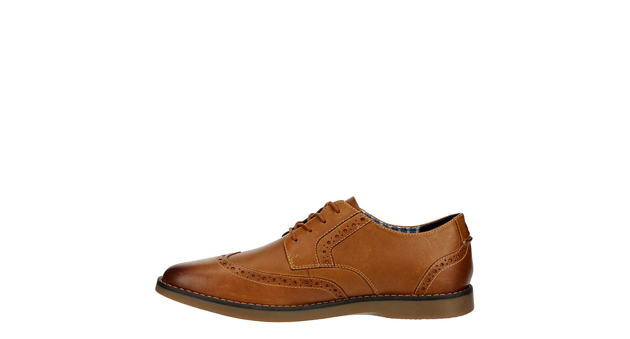 SPERRY Mens Newman Wingtip Oxford - TAN