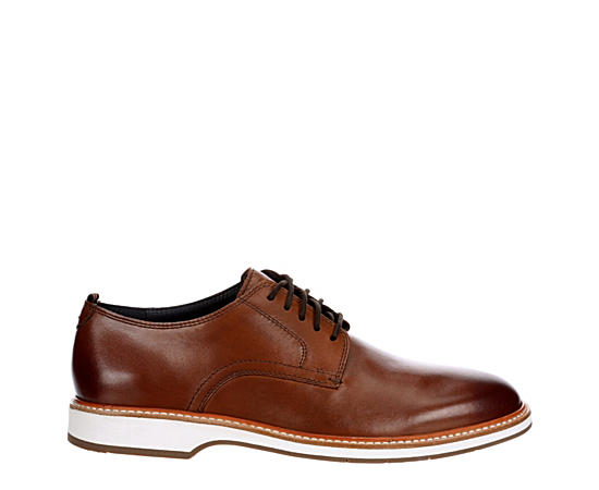Mens Morris Plain Toe Oxford