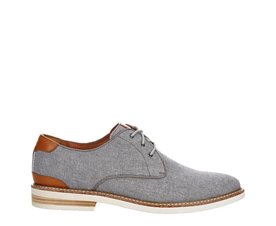 Mens Highland Plain Toe Oxford