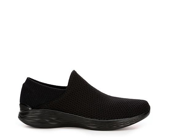 Womens You Knit Slip On Sneaker