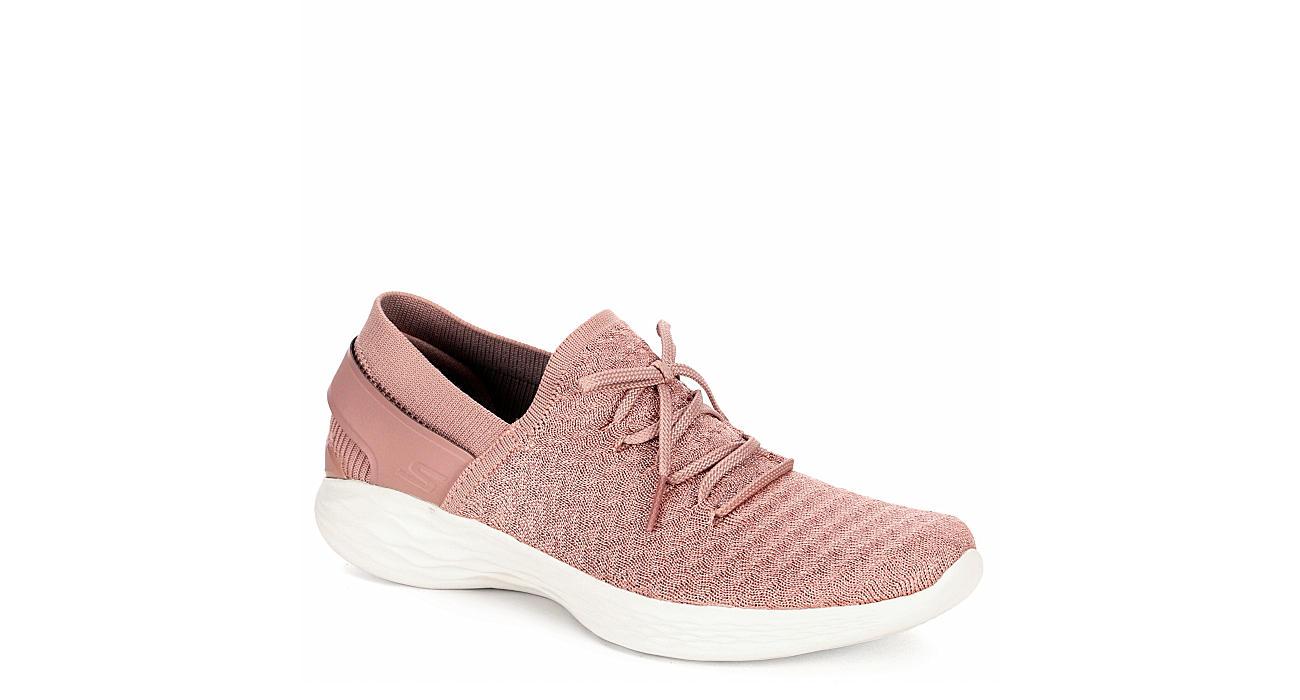 SKECHERS Womens You Zen Sneaker - BLUSH
