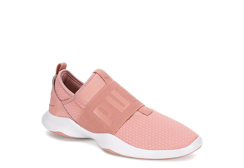 Blush Puma Womens Dare Sneaker Athletic Off Broadway Shoes