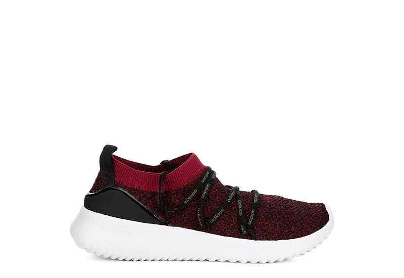 ADIDAS Womens Ultimamotion Sneaker - BURGUNDY