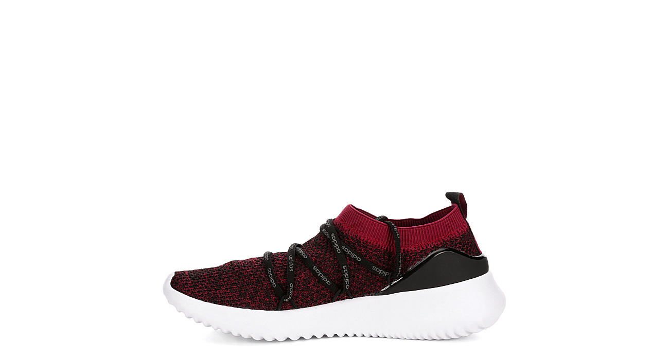 76df3f473858e8 Burgundy adidas Ultimamotion Womens Sneakers