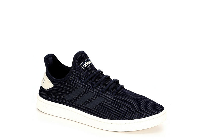NAVY ADIDAS Womens Court Adapt Sneaker