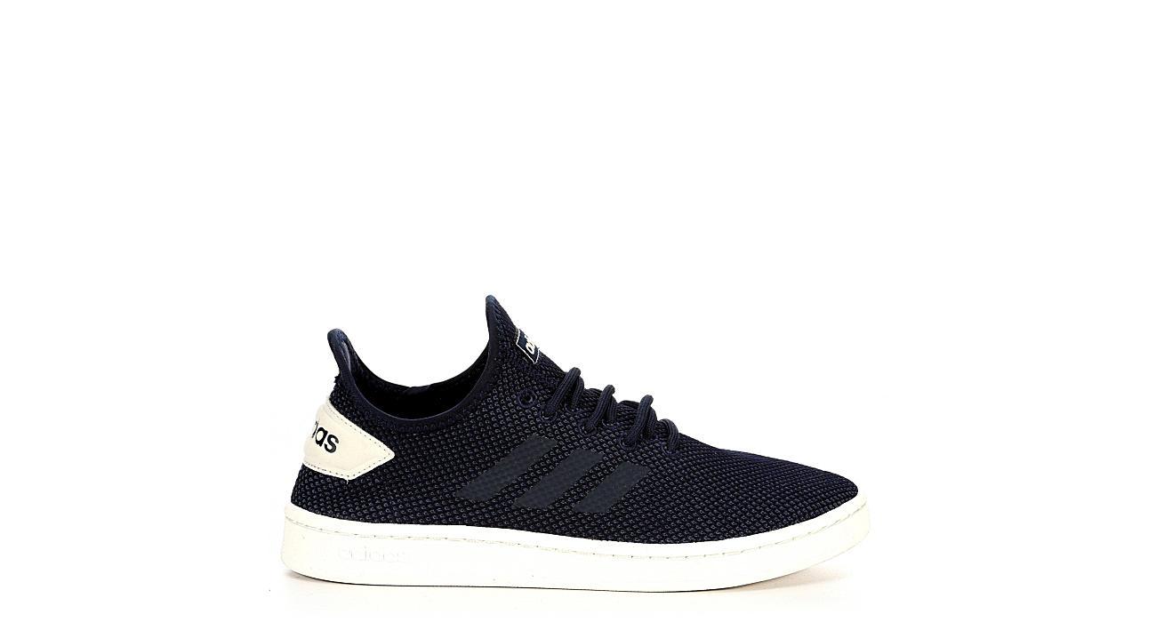 b9e77edc3ab1 Navy adidas Court Adapt Women s Sneakers