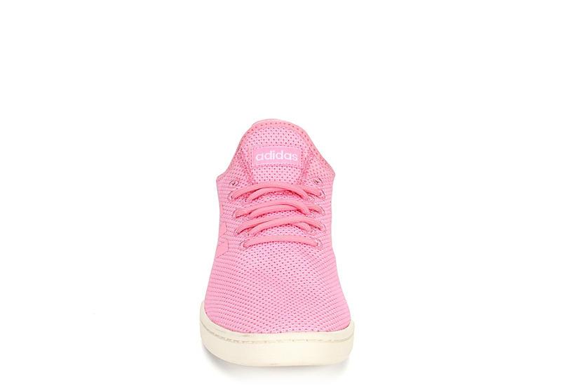 ADIDAS Womens Court Adapt Sneaker - PINK