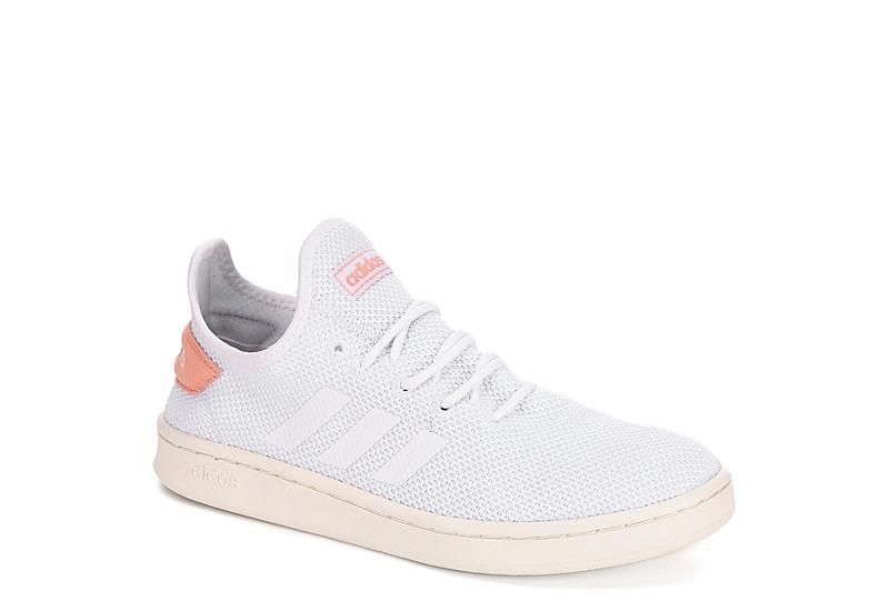 2f89c4dba7da White adidas Court Adapt Women s Sneakers