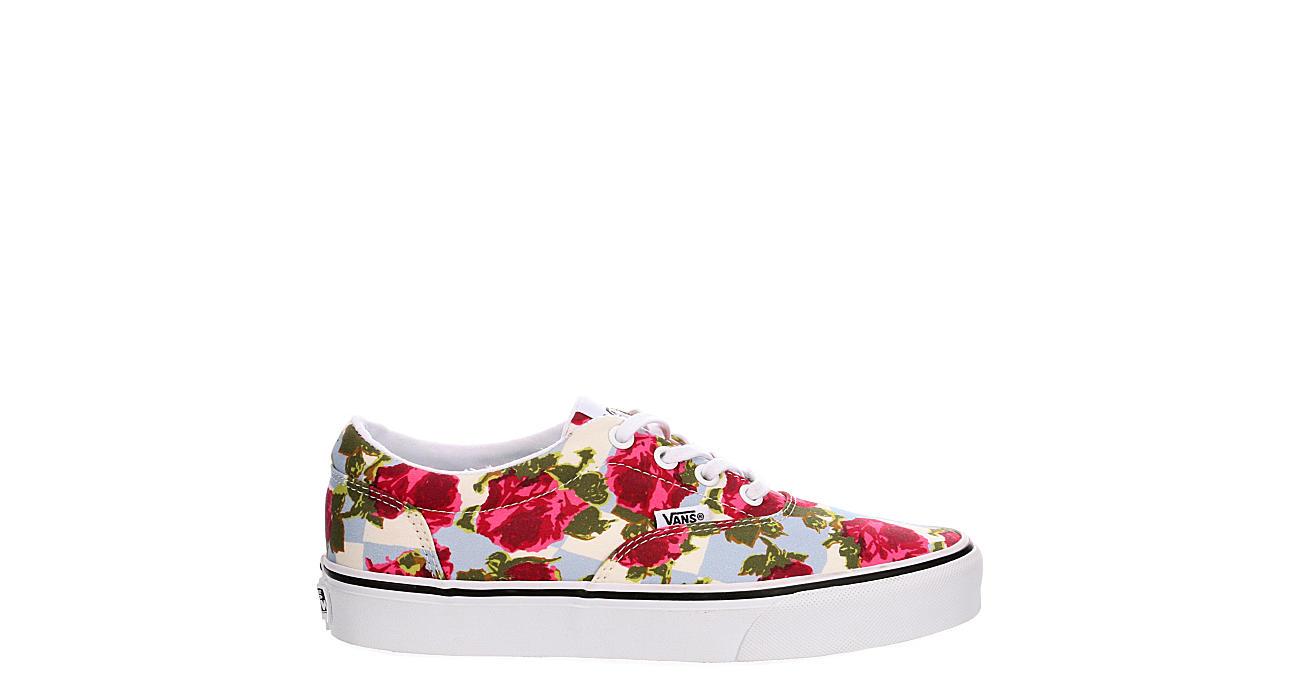 VANS Womens Doheny Sneaker - FLORAL