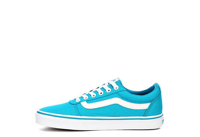 VANS Womens Ward Sneaker - BLUE