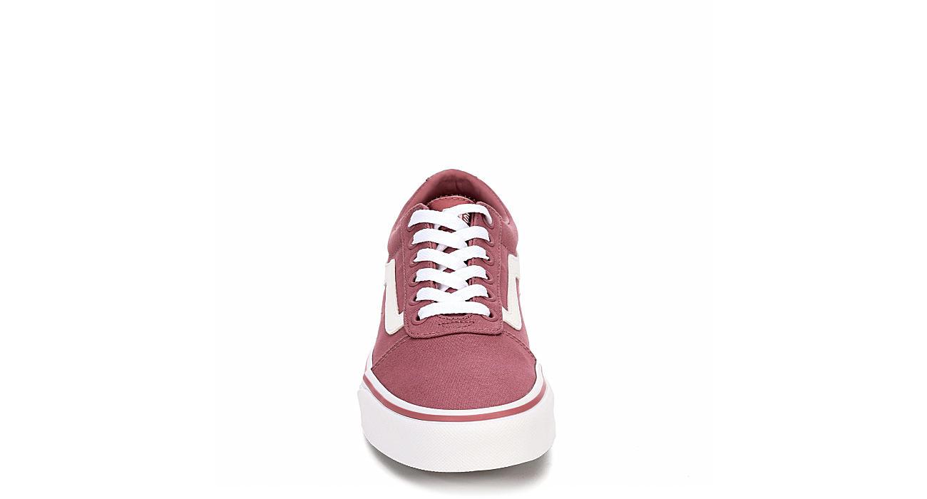 VANS Womens Ward Sneaker - BLUSH