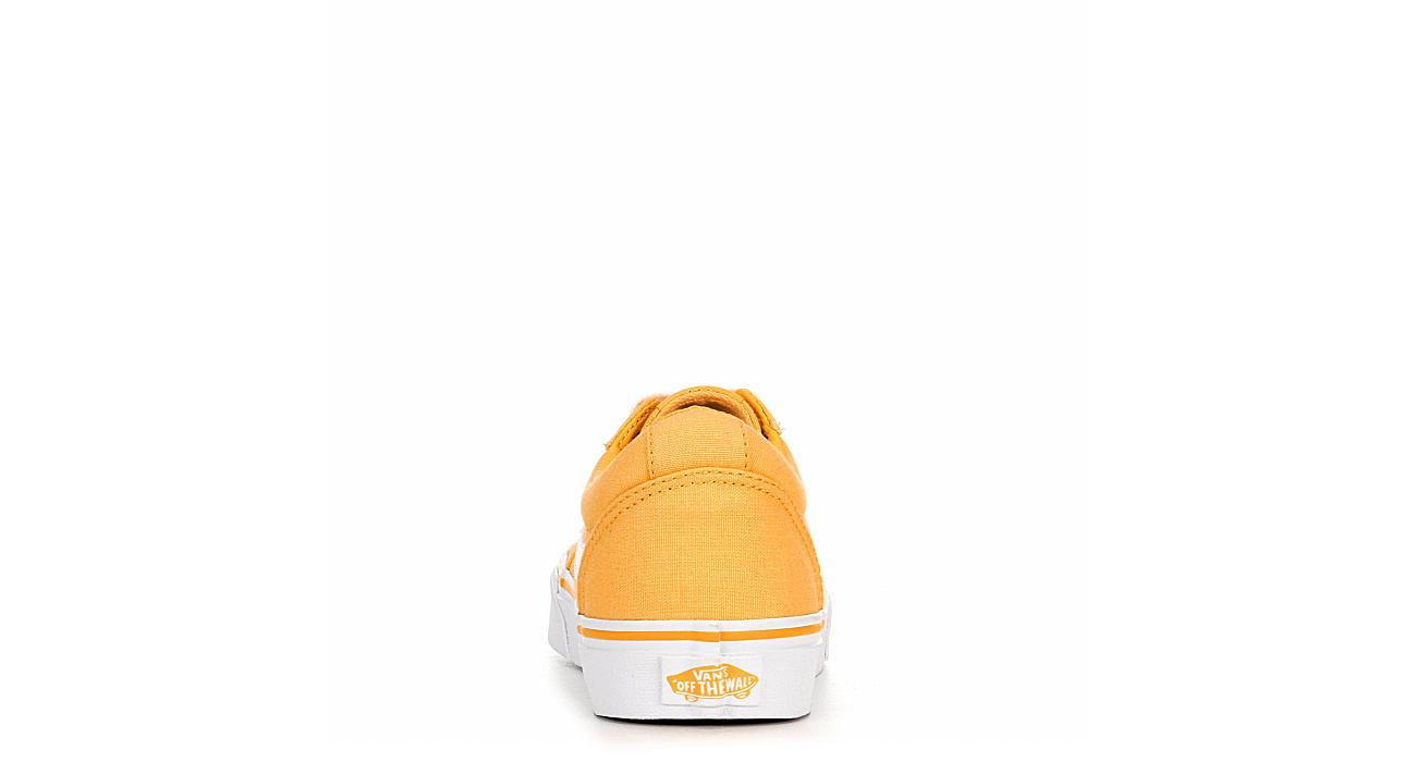VANS Womens Ward Sneaker - MUSTARD