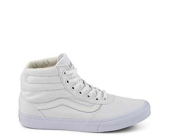 Womens Milton High Sneaker
