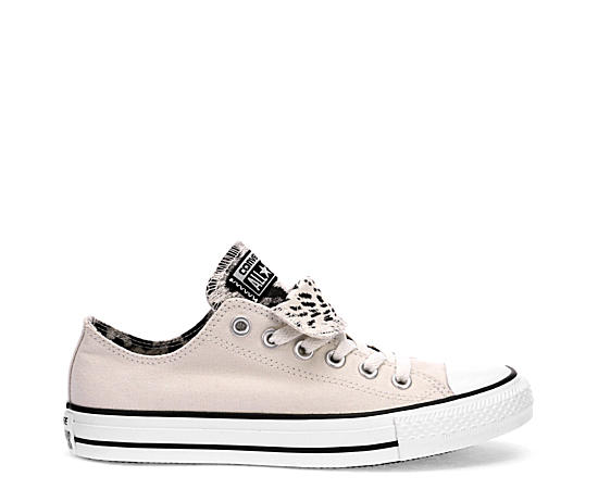 Womens Chuck Taylor Double Tongue Sneaker