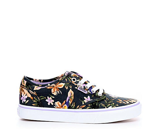 Womens Atwood Floral Sneaker