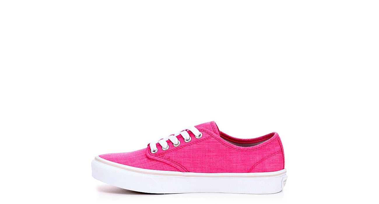 vans camden pink