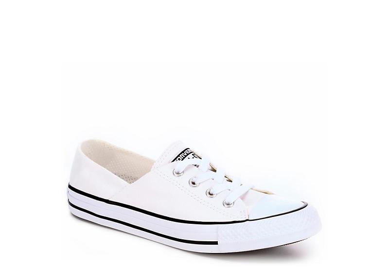 809b5b84bad Converse Womens Chuck Taylor All Star Coral Sneaker - White