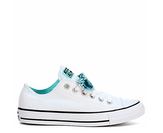 Womens Chuck Taylor All Star Double Tongue