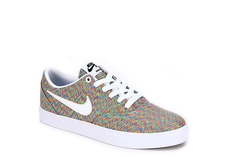 51add1f654a6 Nike Womens Check Solar Sneaker - Multicolor