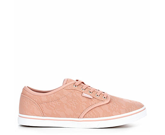 Womens Atwood Textile Sneaker