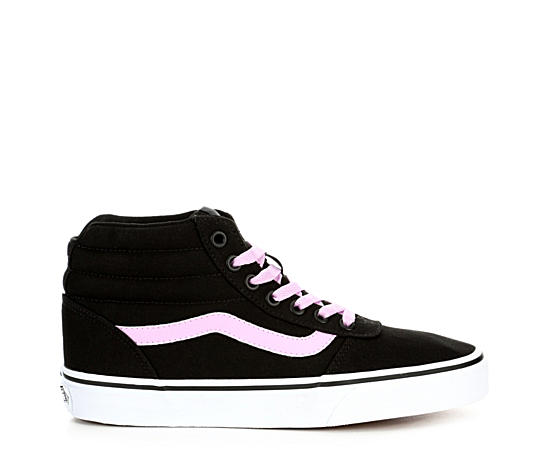 Womens Ward High Top Sneaker