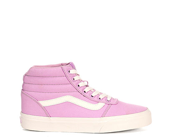 Womens Ward High Sneaker