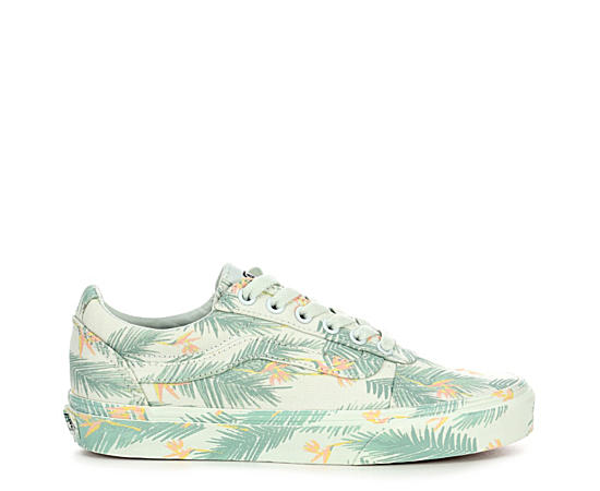 Womens Ward Low Print Sneaker