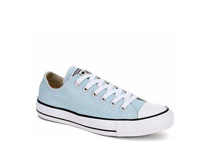 Converse Womens Chuck Taylor All Star Low Sneaker - Aqua 56f9f7e80d