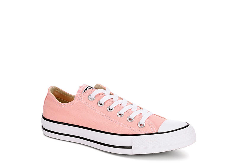 4fe043a3369614 Converse Womens Chuck Taylor All Star Low Sneaker - Pink