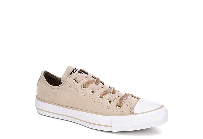 converse chucks beige low