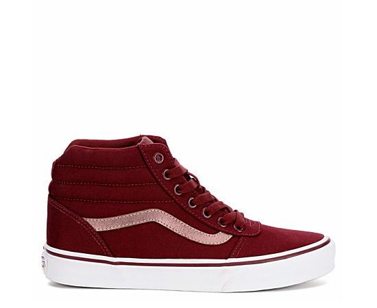 Womens Ward High Top Sneaker