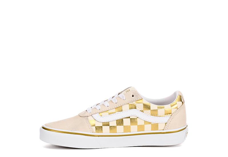 VANS Womens Ward Sneaker - OFF WHITE