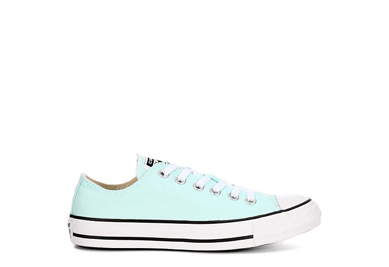 CONVERSE Womens Chuck Taylor All Star Low Sneaker - TEAL