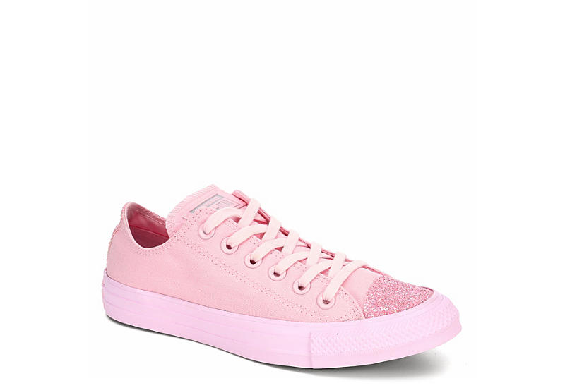 promo code 86d0f 27d49 PINK CONVERSE Womens Sugar Charms Sneaker