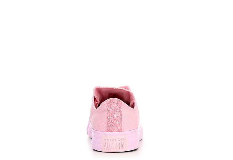 CONVERSE Womens Sugar Charms Sneaker - PINK
