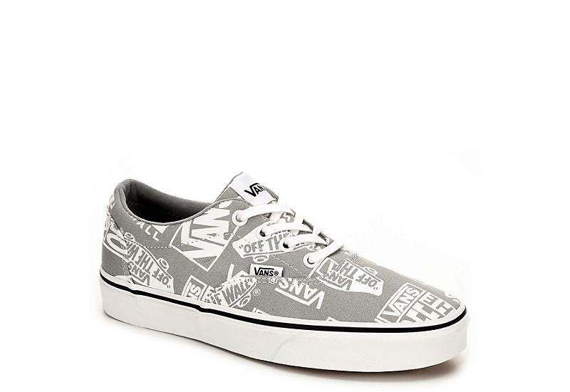 VANS Womens Doheny Sneaker - GREY
