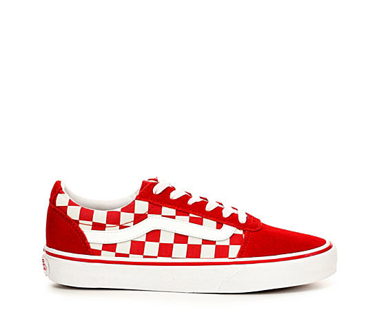 Womens Ward Lo Check Sneaker