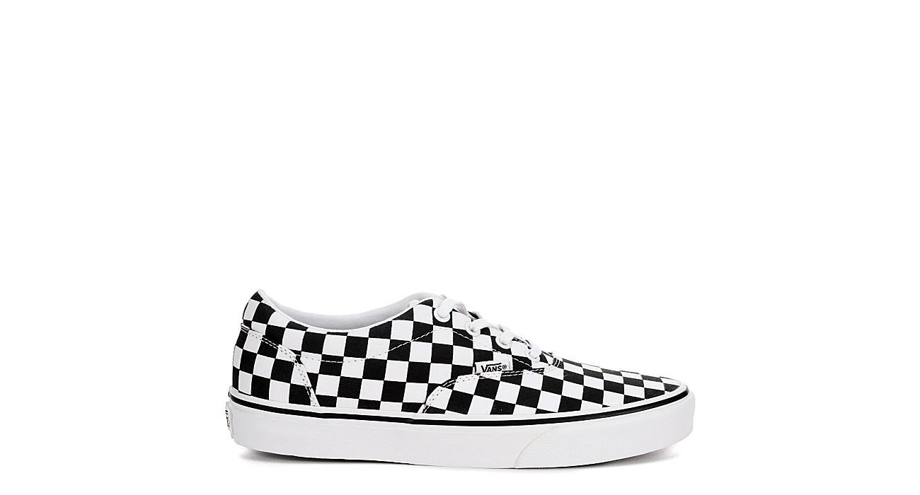 VANS Womens Doheny Sneaker - WHITE