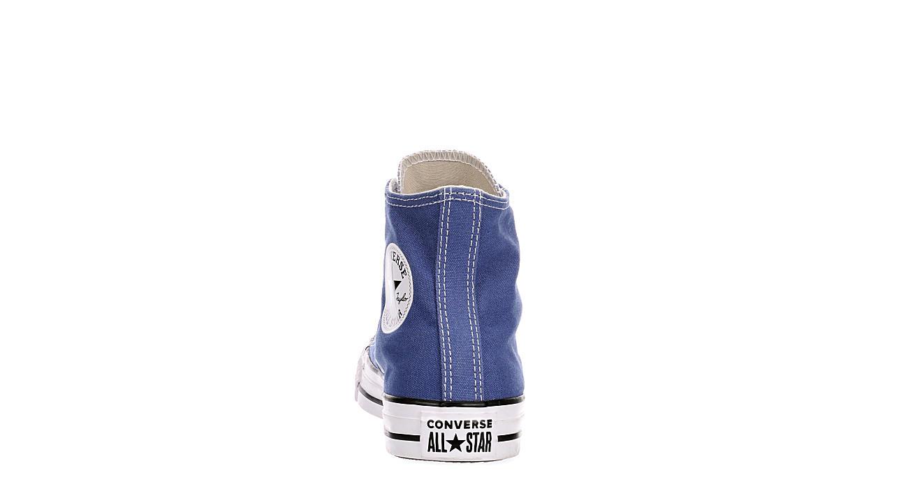 CONVERSE Womens Chuck Taylor All Star High Top Sneaker - PURPLE
