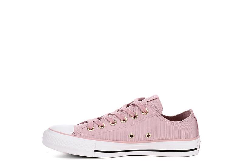 CONVERSE Womens Chuck Taylor All Star Low Sneaker - BLUSH