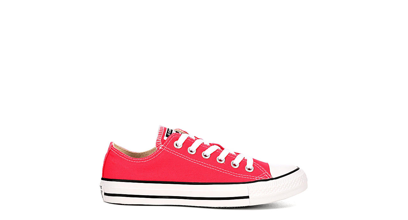 CONVERSE Womens Chuck Taylor All Star Low Sneaker - PINK