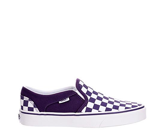 Womens Asher Slip On Sneaker
