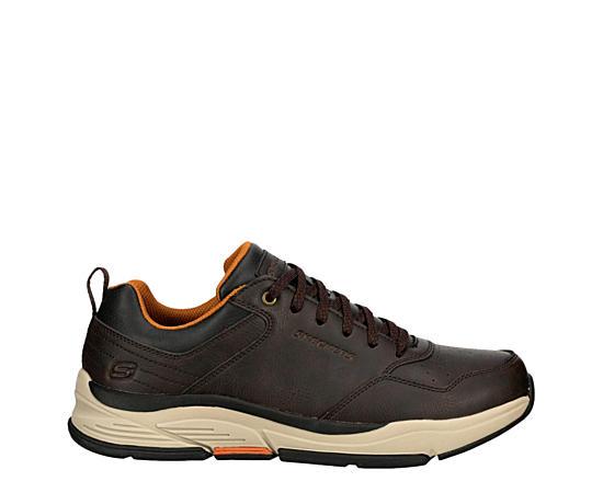 Mens Benago-treno Relaxed Fit Memory Foam Sneaker