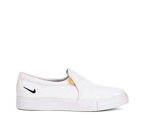 Womens Court Royale Slip Sneaker
