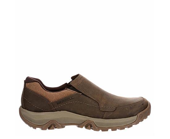 Mens Anvik Pace Moc Slip On Shoe